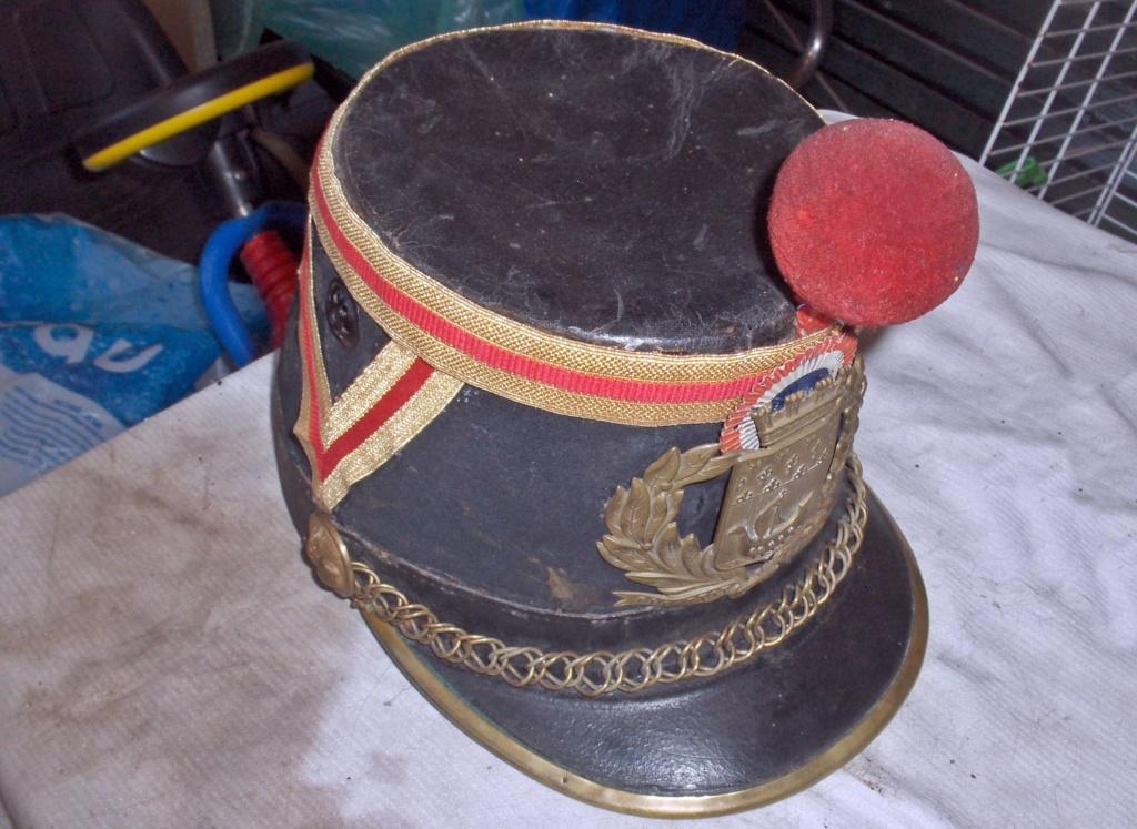 Shako Garde républicaine Hpim5010