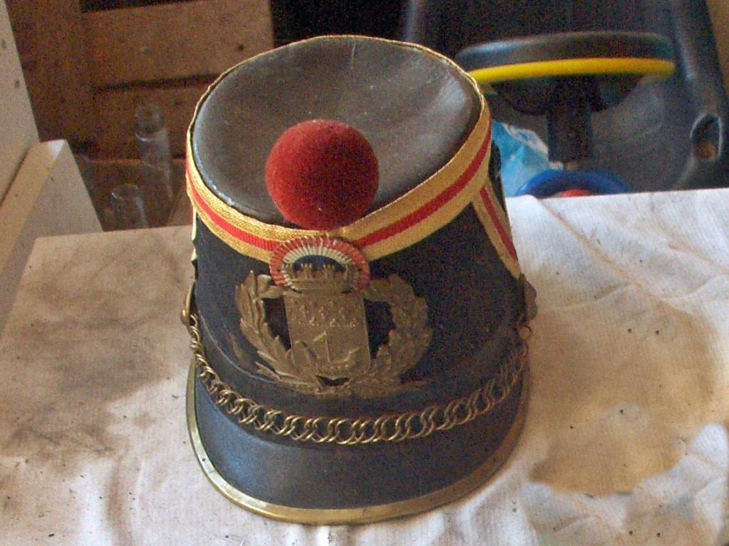 Shako Garde républicaine Hpim5012