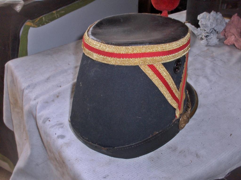 Shako Garde républicaine Hpim5013