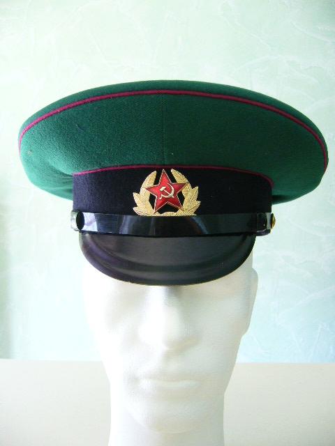 Casquette soviétique P1050110