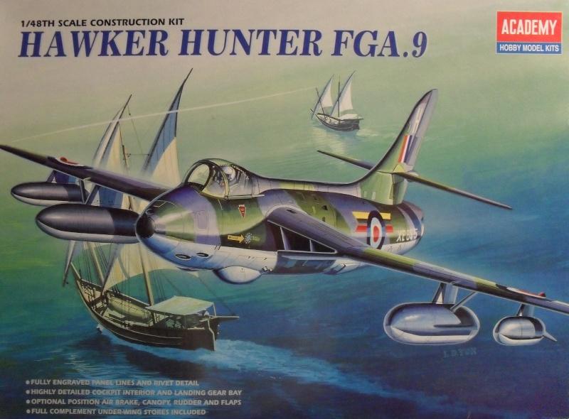 Hawker Hunter FGA.9 Hawker19