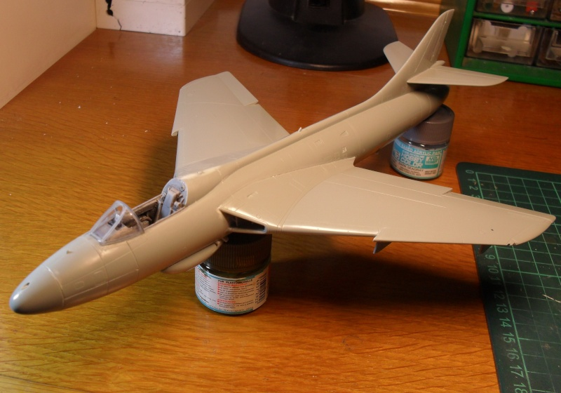 Hawker Hunter FGA.9 Hawker25