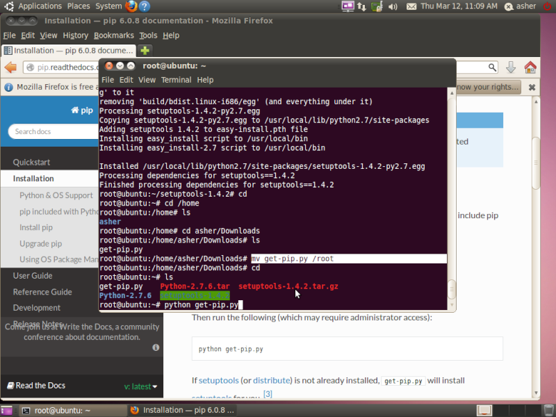 Guide install Limnoria SupyBot on Ubuntu 10.04 Screen11