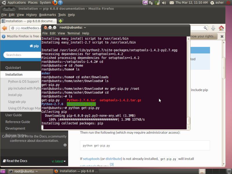 Guide install Limnoria SupyBot on Ubuntu 10.04 Screen12