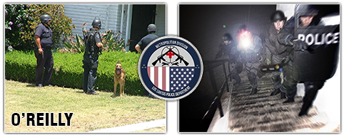 Mon pack LAPD, Unmarked & Service Secret. O_reil10