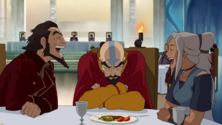 Avatar, the legend of Korra Latest10