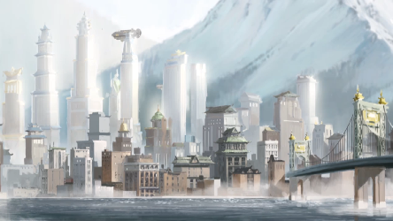 Avatar, the legend of Korra Repcit10
