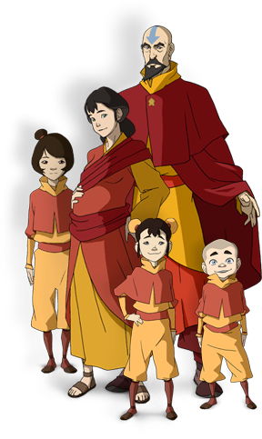 Avatar, the legend of Korra Tenzin10