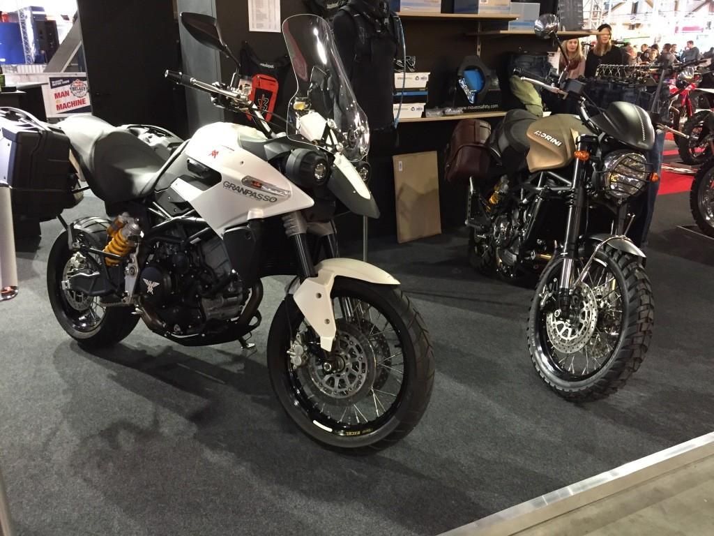 MotoMorini Link and new's Showro10