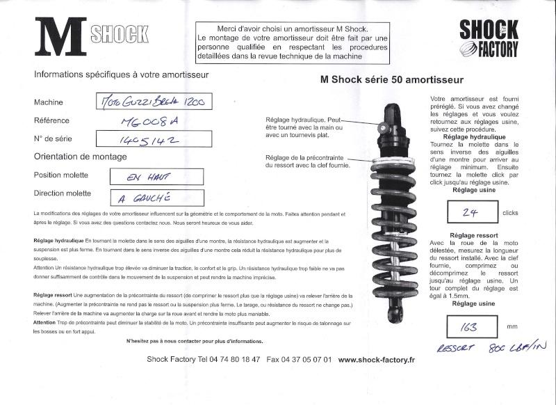 connaissez-vous les amortisseurs shock factory - Page 2 Notice11