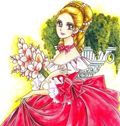 Images de Lady Oscar (film et dessins animée et mangas ) 02-16510