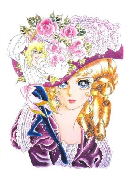 Images de Lady Oscar (film et dessins animée et mangas ) 23i93f10
