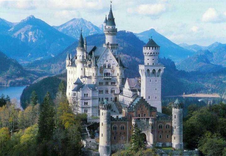 Chateaux de Bavière 30969410