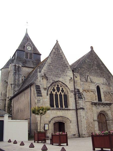 Chateaux de la Loire 450px-21