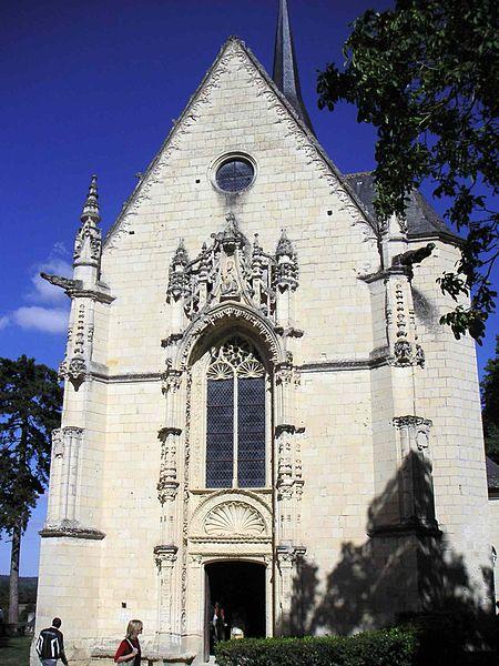 Chateaux de la Loire 450px-27