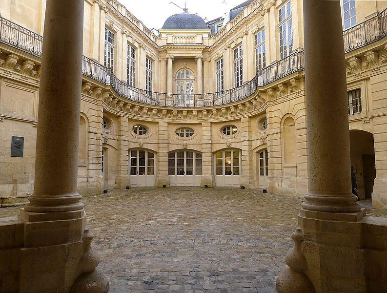 Hotels Particuliers - Paris 793px-12