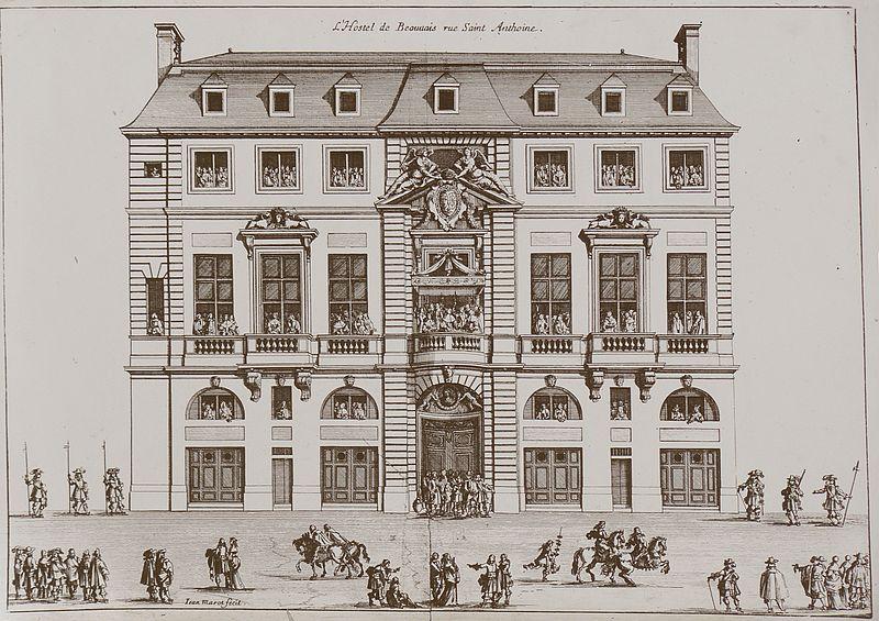 Hotels Particuliers - Paris 800px145