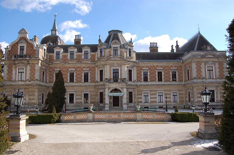 Chateaux  d'Autriche 800px148