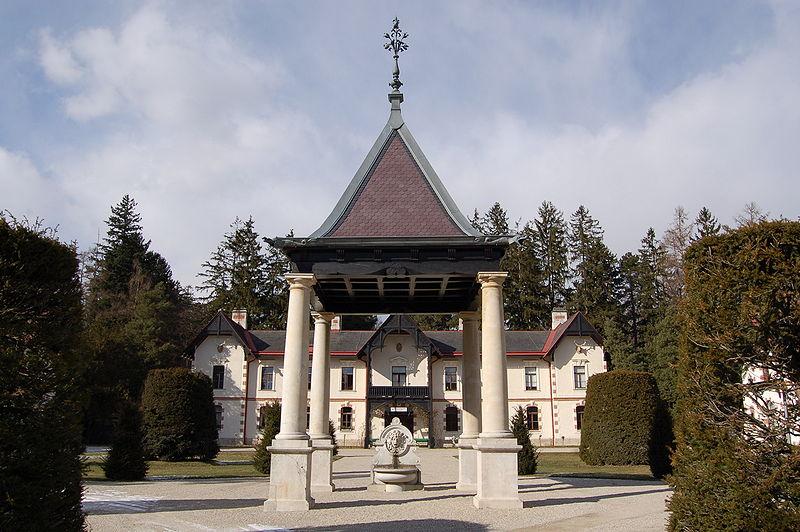 Chateaux  d'Autriche 800px149