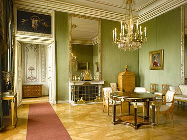 Chateaux de Bavière Arbeit10