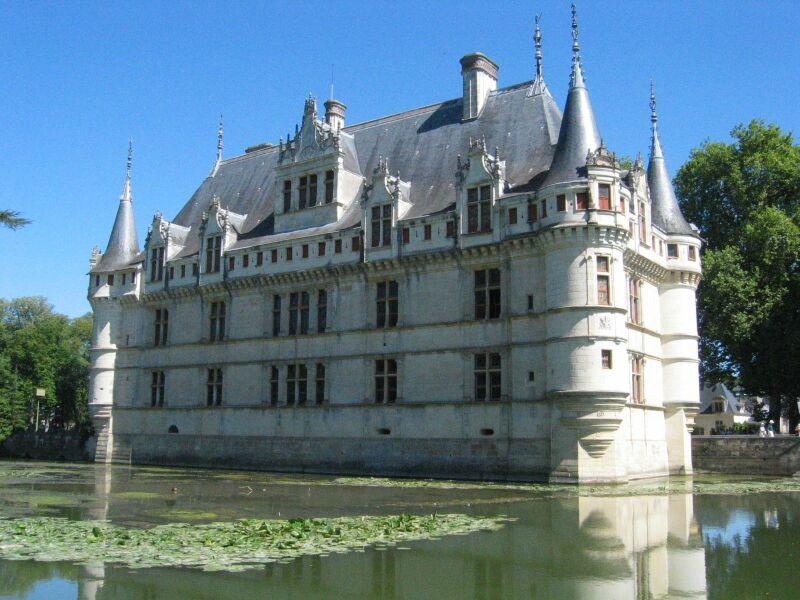 Chateaux de la Loire Azay_l10