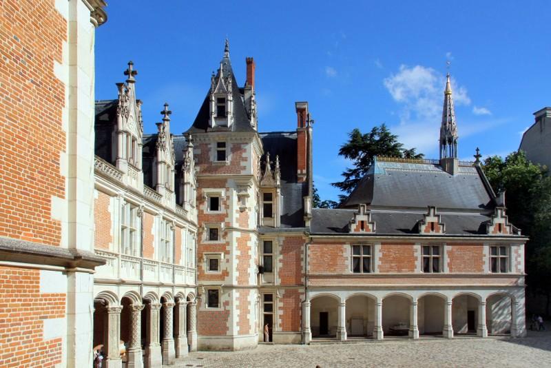 Chateaux de la Loire Blois310