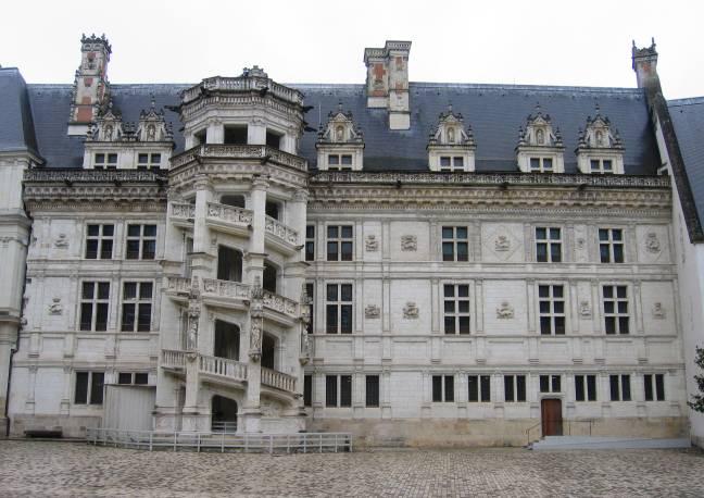 Chateaux de la Loire Blois510
