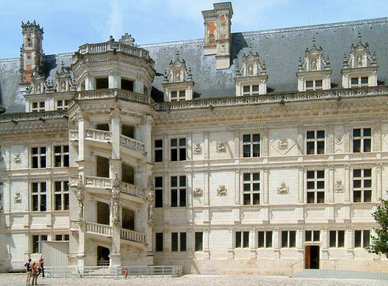 Chateaux de la Loire Blois_10
