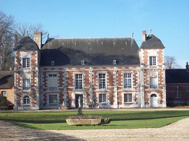 Les châteaux du département de Eure Bonnem12