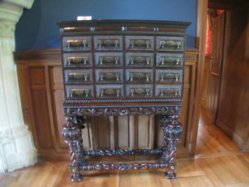 Chateaux de la Loire Buffet10