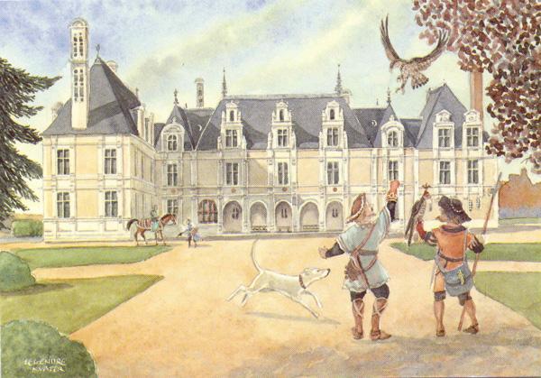 Chateaux de la Loire Cae-2010