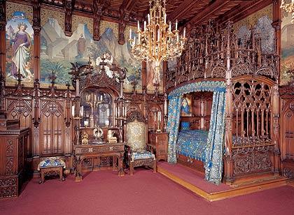 Chateaux de Bavière Chambr12