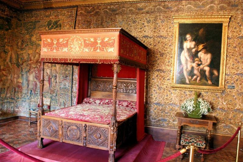 Chateaux de la Loire Chambr34