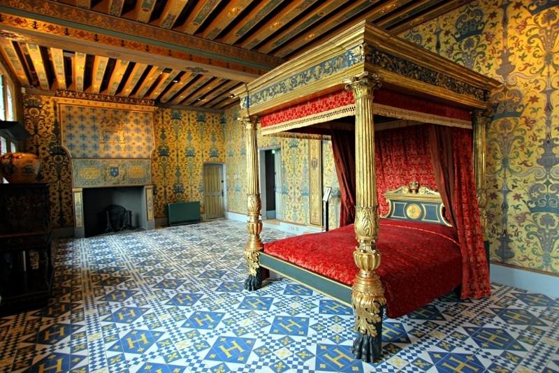 Chateaux de la Loire Chambr38