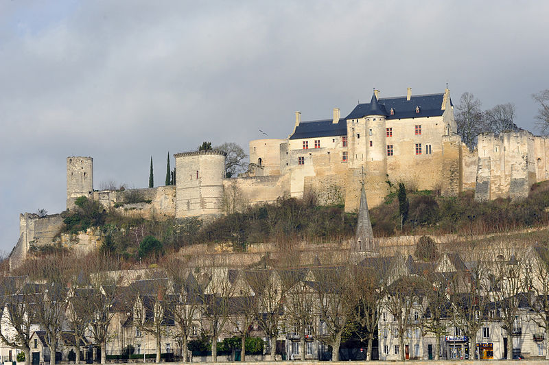 Chateaux de la Loire Chinon10