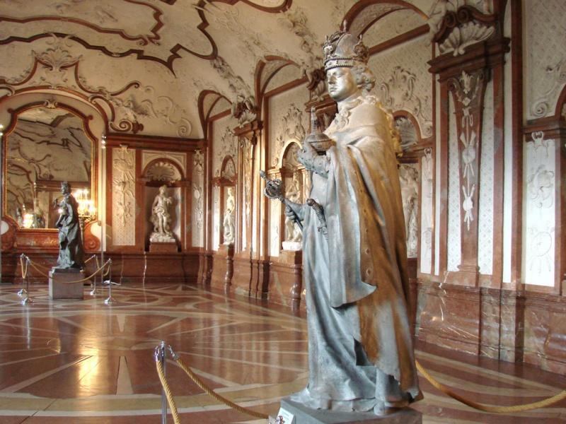 Chateaux  d'Autriche Franco13