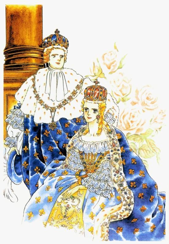 Images de Lady Oscar (film et dessins animée et mangas ) G1812310