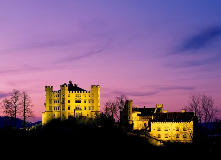 Chateaux de Bavière Hohens10