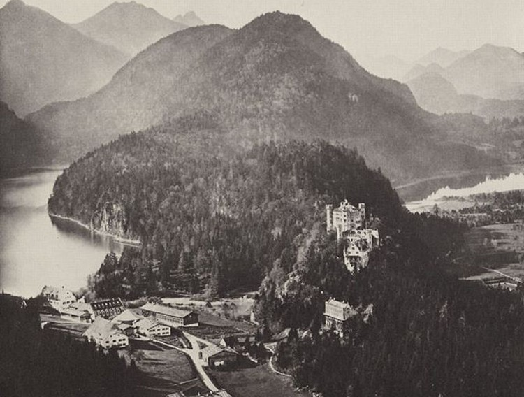 Chateaux de Bavière Hohens11