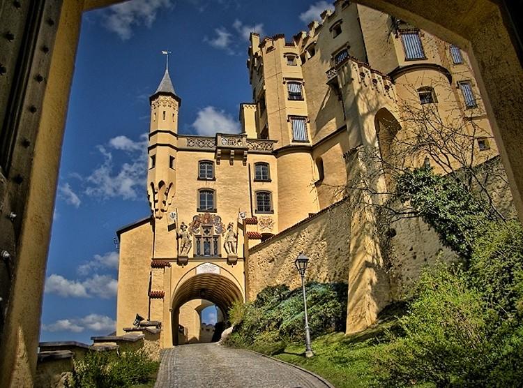 Chateaux de Bavière Hohens13