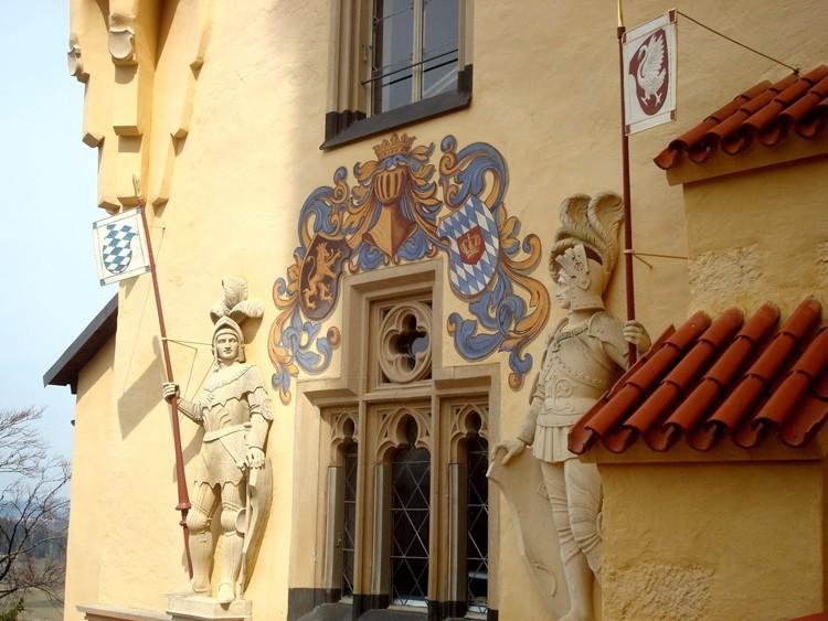 Chateaux de Bavière Hohens14