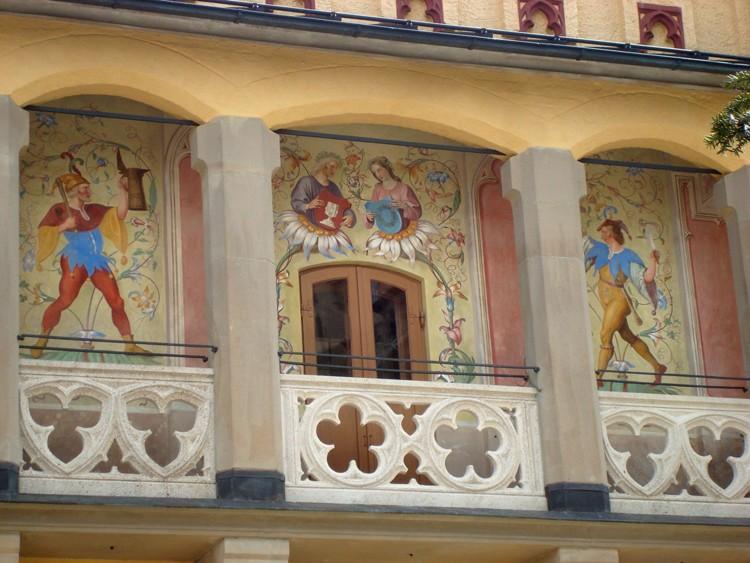 Chateaux de Bavière Hohens15