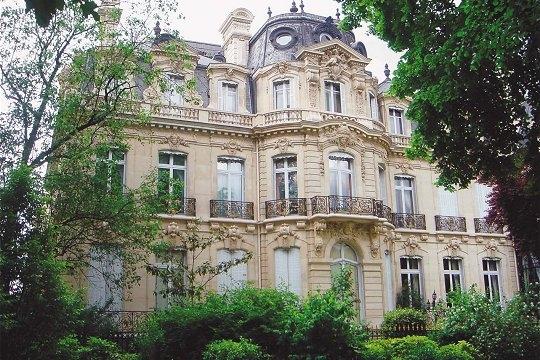 Hotels Particuliers - Paris Hotel-15