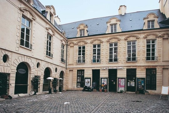Hotels Particuliers - Paris Hotel-29