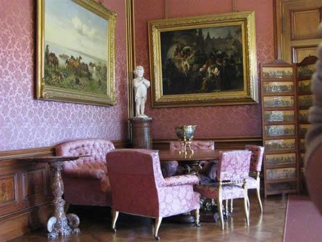 Chateaux  d'Autriche Kaiser10