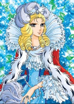 Images de Lady Oscar (film et dessins animée et mangas ) Lady-o11