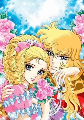 Images de Lady Oscar (film et dessins animée et mangas ) Lady-o12