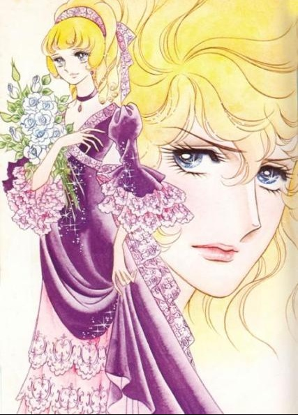 Images de Lady Oscar (film et dessins animée et mangas ) Lady-o13