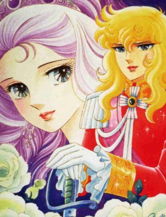 Images de Lady Oscar (film et dessins animée et mangas ) Lady-o15