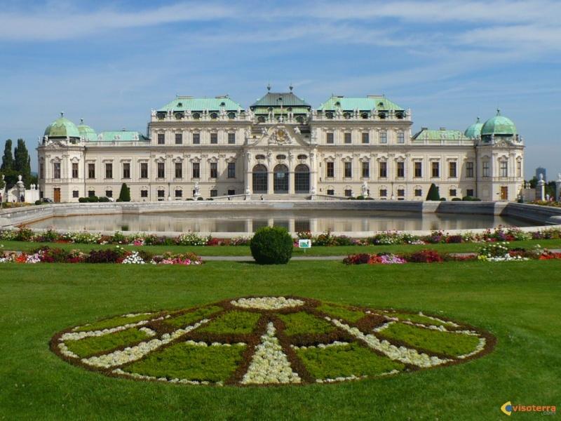 Chateaux  d'Autriche Le-bel10